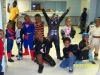 Met-Wes youth show off their costumes  during our Fall Festival Children's Fellowship.